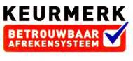 logo betrouwbaar afrekensysteem